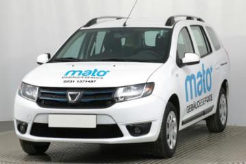 Mato Gebäudeservice neues Firmenfahrzeug